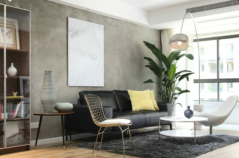 简约风格小户型装修客厅设计