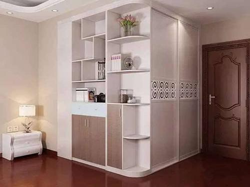 卧室转角衣柜设计 转角衣柜打造时尚家居
