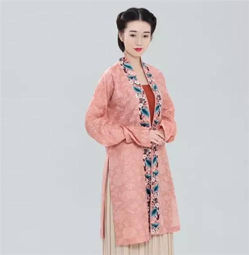 汉服嫁衣图片欣赏 汉式婚礼穿什么礼服合适图片