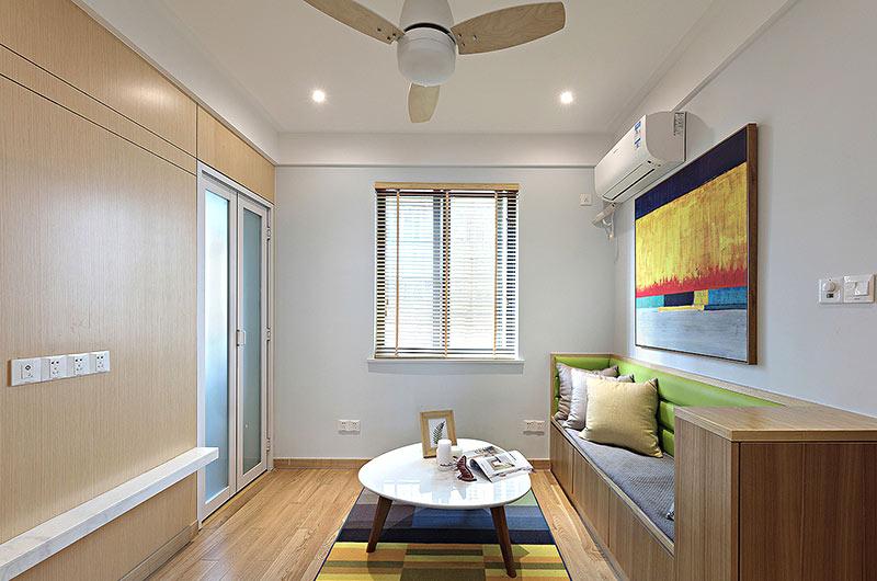 55平小两室装修客厅设计图