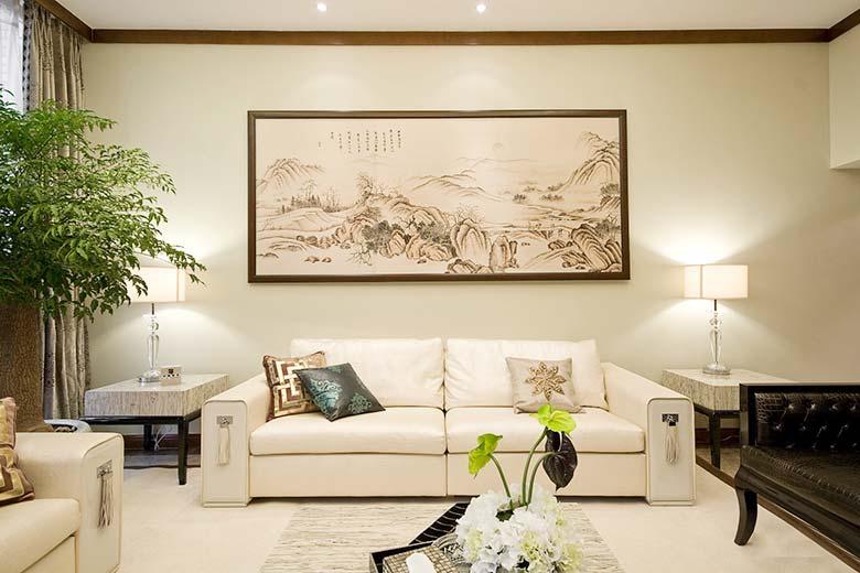大户型中式风格家,有姿色,有味道!