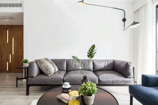 99平北欧风格二居客厅装修设计