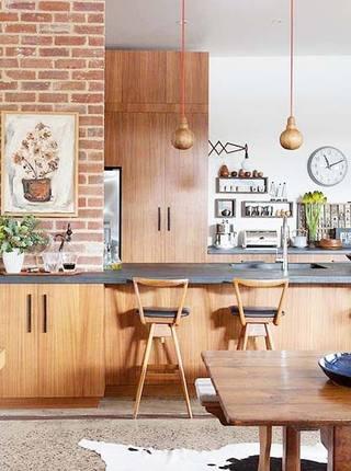 厨房搭配装修装饰效果图