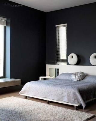 男生卧室装修平面图