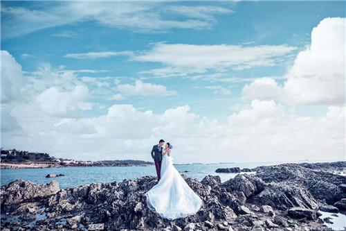 海南三亚婚纱照哪家好 拍婚纱照怎么笑才美