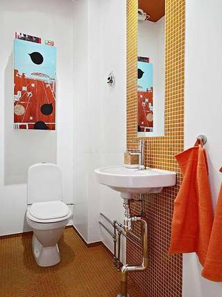 小户型卫生间设计图片大全