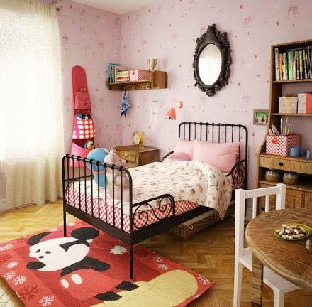 色彩儿童房装修欣赏图