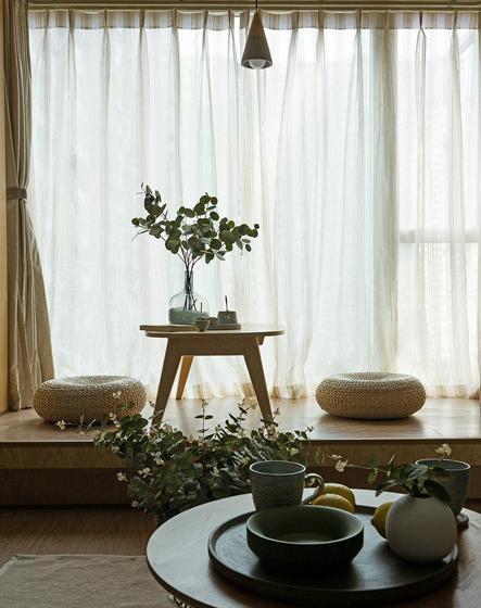 60平小户型装修效果图阳台设计