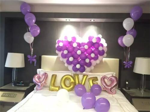 结婚新房布置气球装饰诀窍 怎样绑出好看的气球