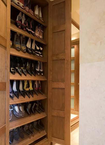鞋柜设计装修装饰效果图