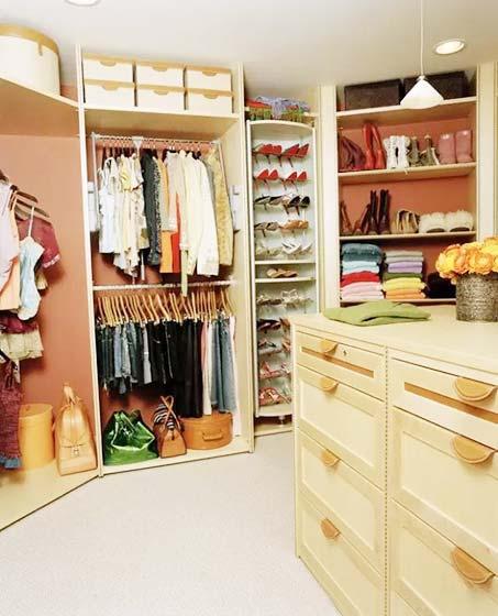 鞋柜设计参考图