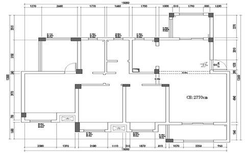 装修设计 无锡装修 无锡装修案例 金洋奥兰半岛户型改造