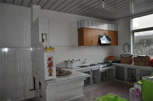 农村厨房如何设计 农村厨房最佳装修设计方案图片