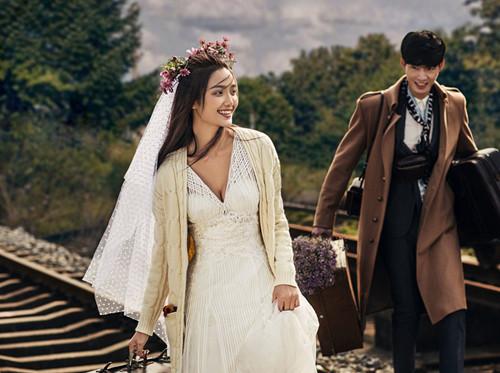 最流行的婚纱照风格介绍2017 怎样定位婚纱照风格