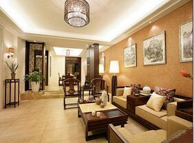 30万搞定四室两厅装修 最爱中式风格