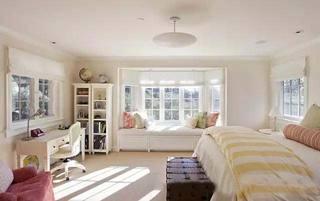 增加了一点点空间  10款卧室飘窗装修图7/10