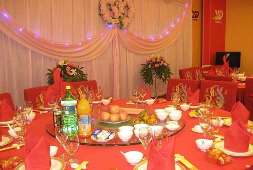 喜宴菜单名称大全 中式婚宴菜品有什么讲究_婚