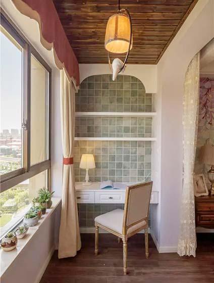 室内阳光房装修装饰效果图