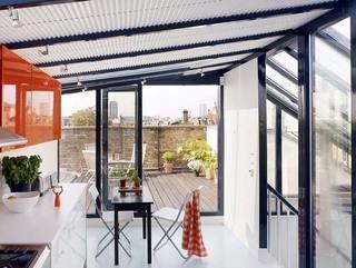 室内阳光房装修效果图