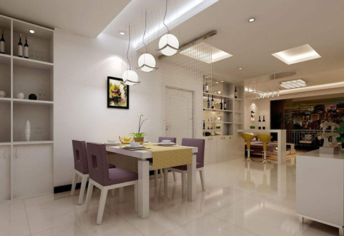 房屋简单装修设计图片欣赏 感受别样的装修风格图片