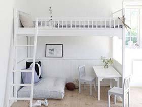 独善其身  10款一居室卧室设计图片
