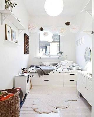 一居室卧室设计欣赏图