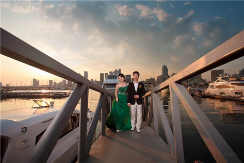 青岛哪里拍结婚照好 青岛婚纱照注意事项