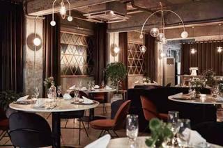 餐厅装修效果图设计布置图