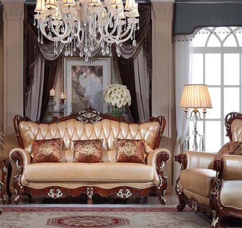 欧式沙发哪个品牌好 欧式沙发怎么挑选图片