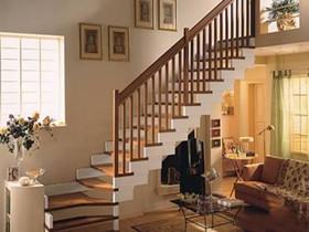 楼梯踏步装修设计方案 室内楼梯踏步尺寸