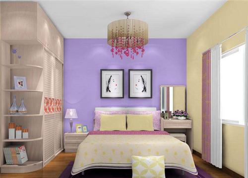 12平米卧室装修实例图 小户型卧室装修技巧