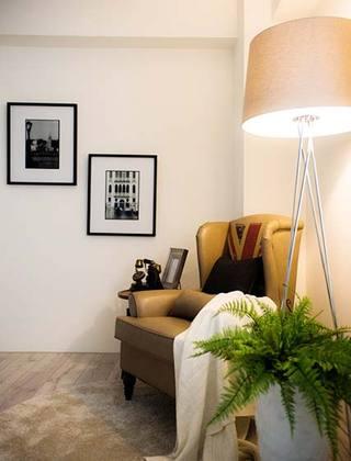 80㎡混搭两居室布置欣赏图