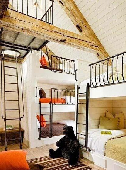 小户型卧室设计欣赏图