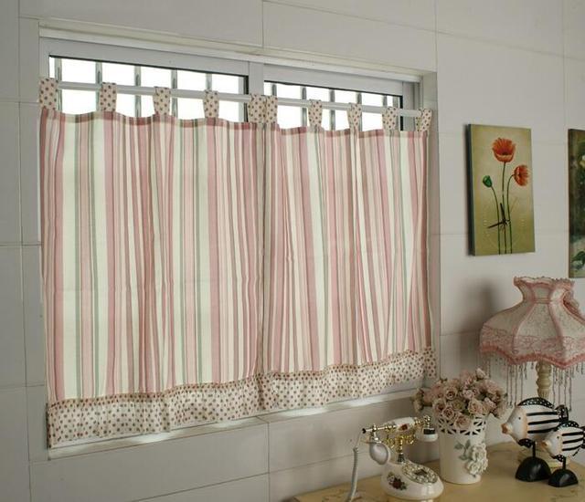 斜窗窗帘做法_小窗户窗帘选择注意事项