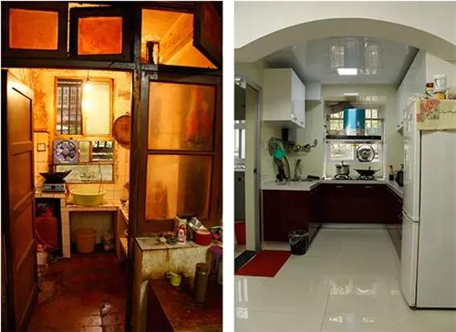 0平米老房改造装修案例 农村瓦房室内改造装修省钱攻略