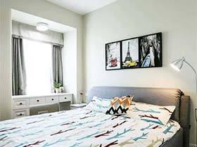 多功能空间  10款卧室书房设计图