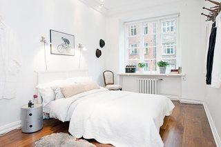 北欧风格卧室装修欣赏图