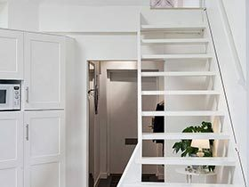 家居指引方向  10款北欧楼梯装修效果图