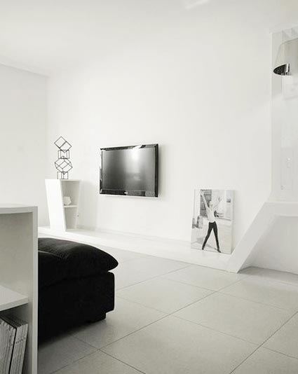 客厅电视背景墙图