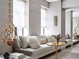家居风景指数  10款飘窗装修设计图