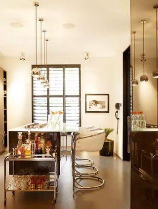 厨房助攻家居  10款吧台装修设计图1/10