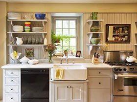 别让凌乱毁了厨房  10款厨房收纳设计图