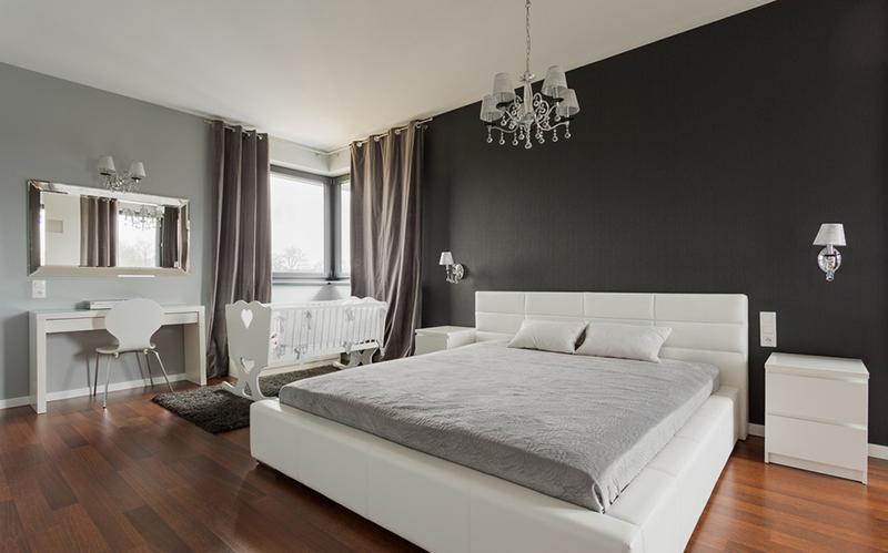 背景墙 房间 家居 酒店 设计 卧室 卧室装修 现代 装修 800_499