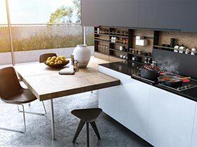 深夜美味厨  10款现代风厨房装修效果图