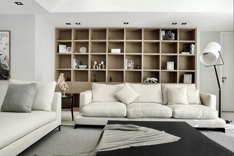 台式风格大户型装修客厅效果图