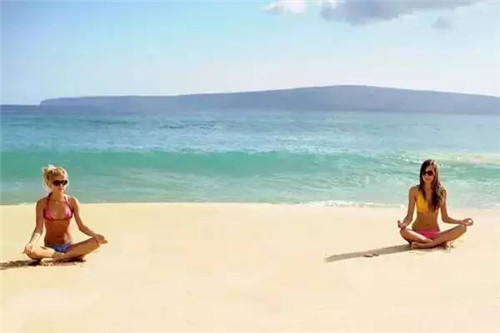 闺蜜头像一人一张背影在海边