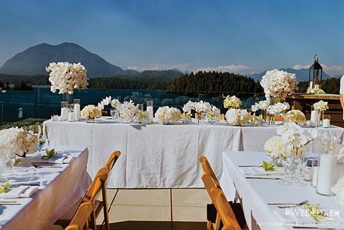 海滩婚礼怎样布置 打造浪漫的创意婚礼