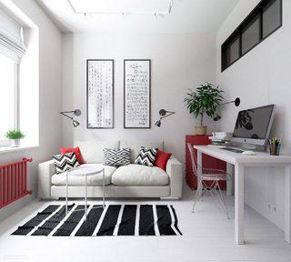 小客厅装修设计平面图