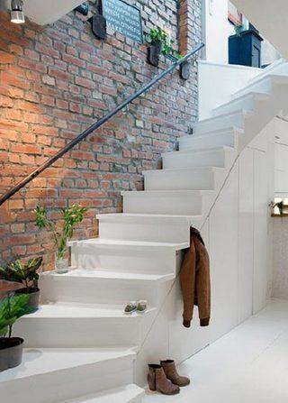 楼梯装修效果设计图片