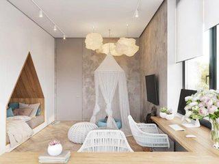 儿童房设计与装修布置欣赏图